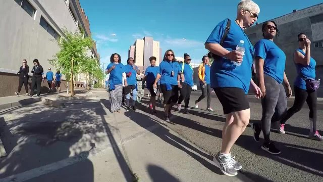 Employee Health and Fitness Day Walk 2017
