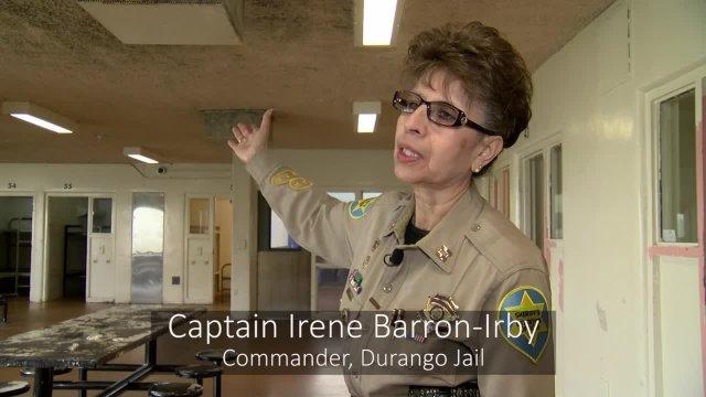 ITR Durango Jail