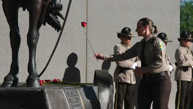 Maricopa County Sheriff's Office Memorial Tribute