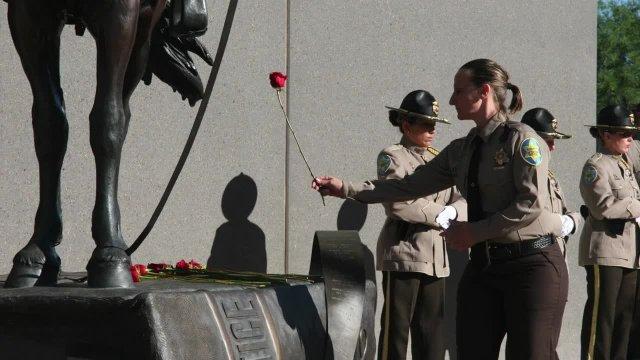 Maricopa County Sheriff's Office Memorial Tribute