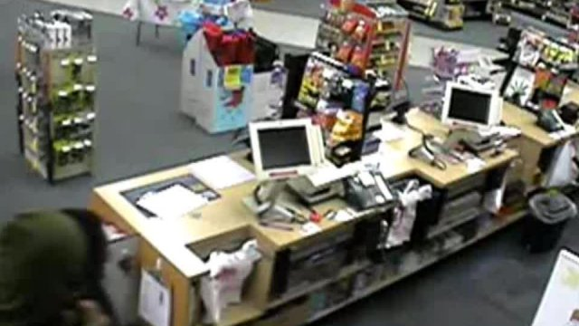 CVS Pharmacy Robbery - Crime Line 08/28/2017