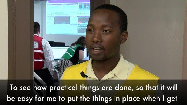 Mandela Washington Fellow