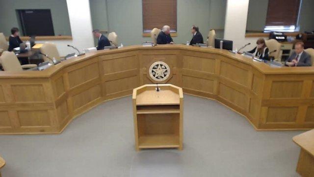 Special Council 10-4-17 pt1