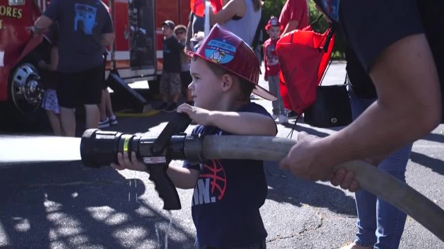 Snapshot in the Shores - Fire Station Open House