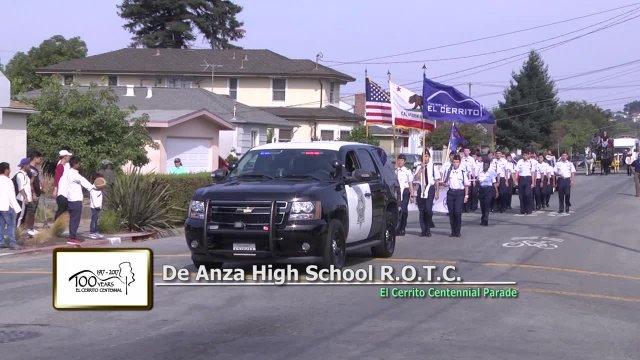 El Cerrito Centennial Parade