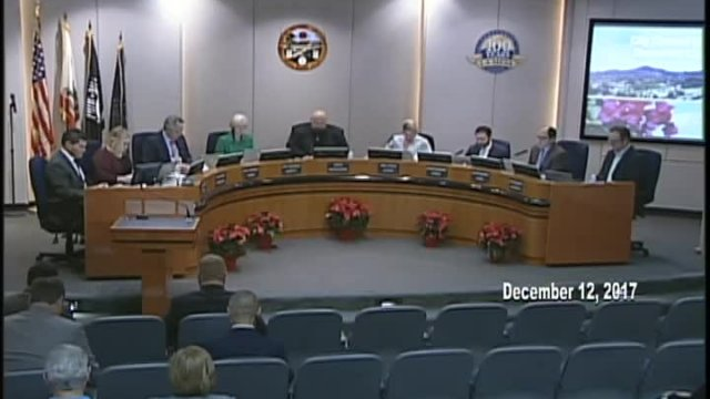 City Council Meeting 12-12-2017