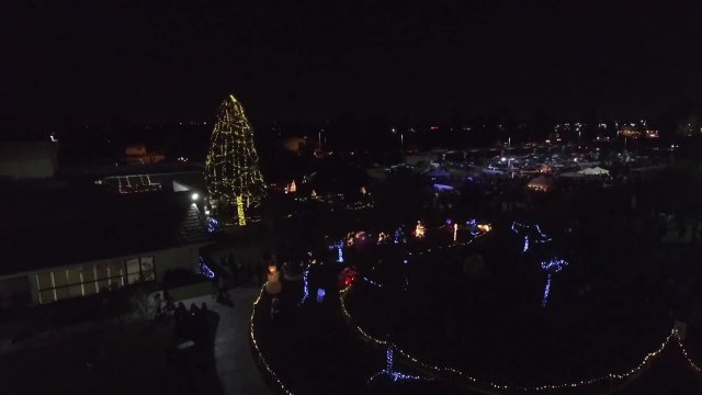 2017 Tree Lighting Ceremony