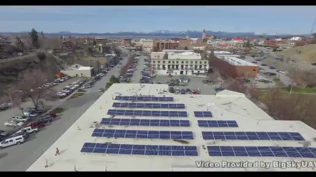 Solar Project video