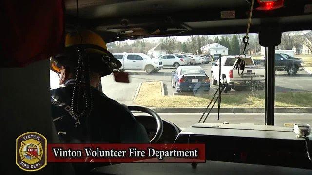 Vinton Volunteer Fire Department PSA