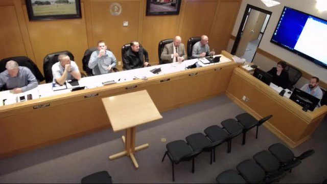 City Council meeting Jan. 23, 2018 part two