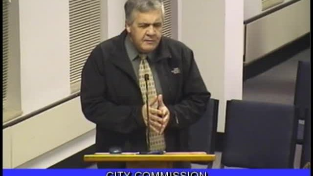 Board of Commissioners Meeting - Jan 23, 2018