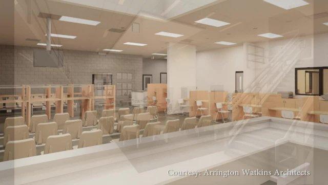 Wall Signing at New Jail/Intake Facility