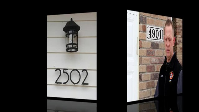 Is Your Street Address Visible?