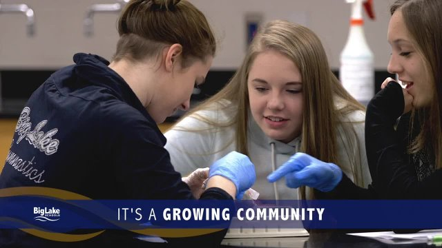 Big Lake School District Welcome Video