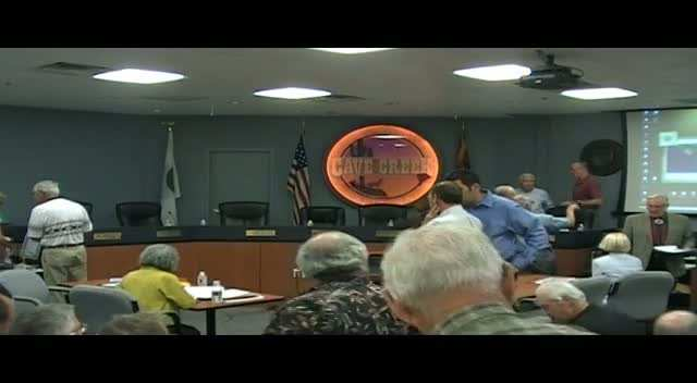August 19, 2013 Regular Town Council Meeting