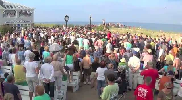2013 Bethany Beach Jazz Funeral