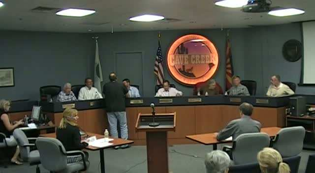 July 1, 2013 Town Council Meeting