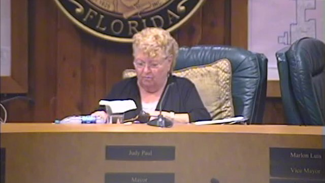 October 4 2017 Town Council Meeting