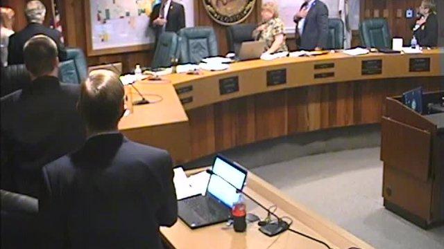 April 4 2018 Town Council