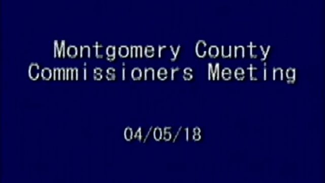 04/05/2018 Commissioners Meeting