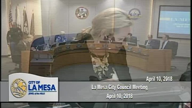 City Council Meeting 4-10-2018