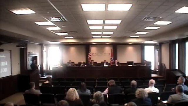 City Council Meeting Video 04-19-2018