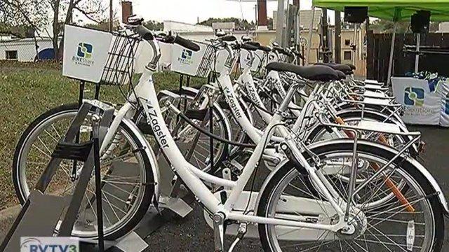 Vinton Farmers Market Bikeshare Video
