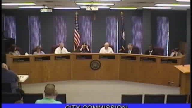 Board of Commissioners Meeting - 05/08/2018