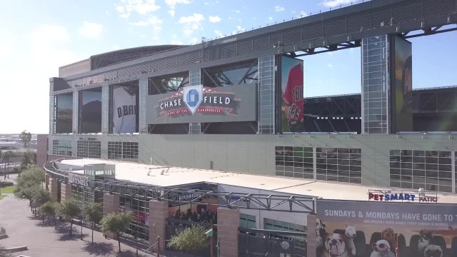 Chase Field Agreement