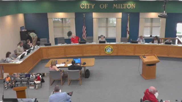 Milton City Council