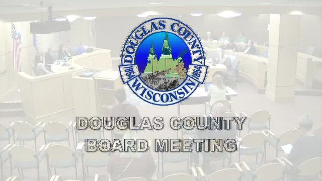 May 21, 2018 County Board