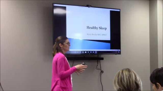 Wellness Lunch & Learn Presentations