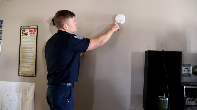Check Your Smoke Alarms
