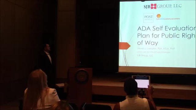 ADA Public Outreach