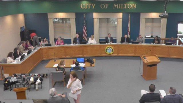 Council Meeting 06/12/2018 at 530pm