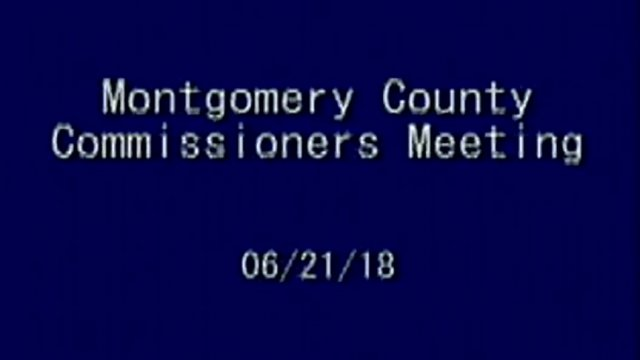6/21/2018 Commissioners Meeting
