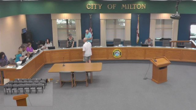 Special Budget Council Meeting 06/23/2018 at 830am