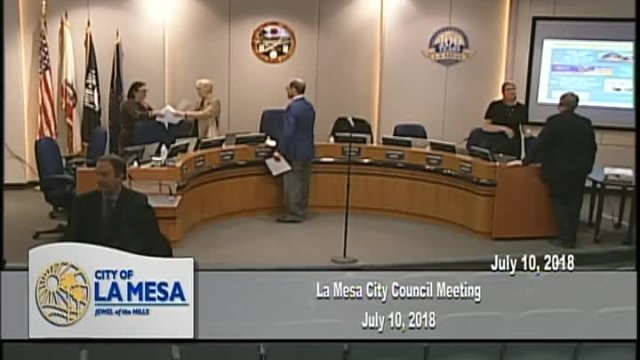 City Council Meeting 7-10-2018