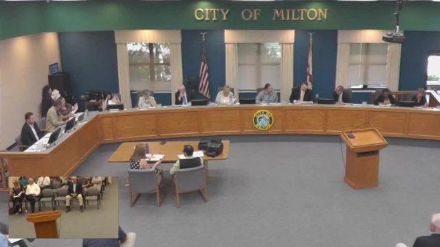 Council Meeting 07/10/2018 at 530pm