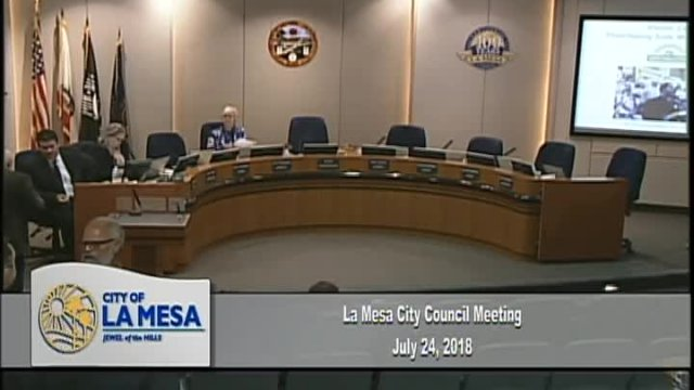 City Council Meeting 7-24-2018