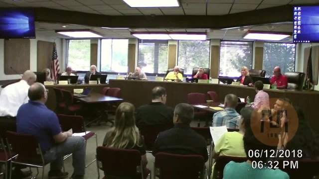 Council Meeting - June 12, 2018