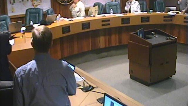 November 1 2017 Town Council Meeting