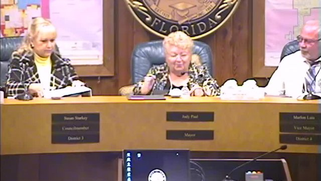 March 15 2017 Town Council Meeting