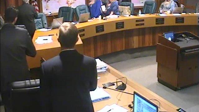 May 3 2017 Town Council Meeting