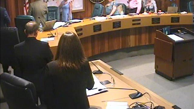 September 27 2017 Second Budget Hearing