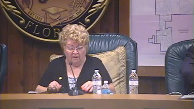 August 16 2017 Town Council Meeting