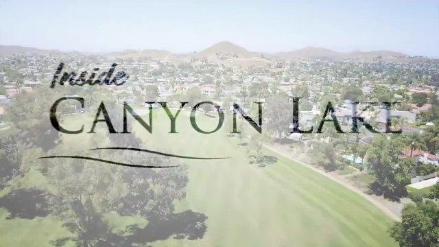 Inside Canyon Lake