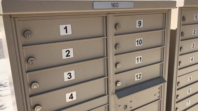 Operations Mailbox Replacement