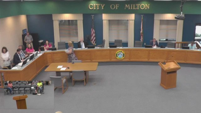 Council Meeting 09/11/2018 at 530pm