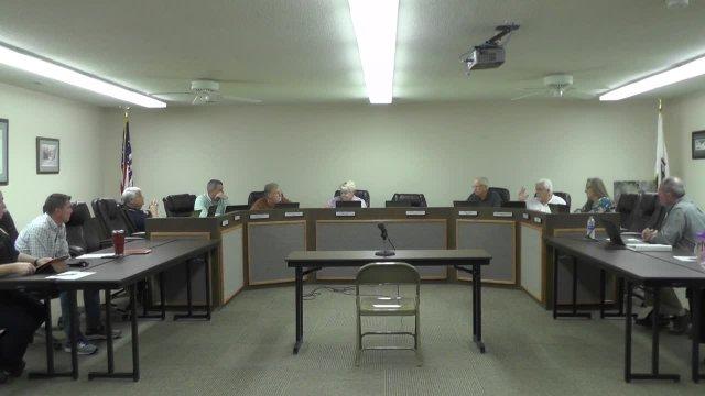 September 10, 2018 City Council Meeting